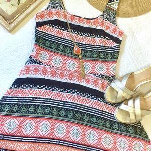 Loft Riverwalk Jersey Dress